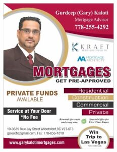 BUY WITH CONFIDENCE, WE HAVE MORTGAGE FOR YOU.