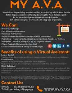 Virtual Real Estate Assistants for Hire