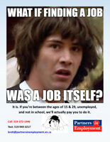 15 - 30? UNEMPLOYED? NOT IN EDUCATION? WANT TO MAKE OVER $1500??