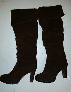 Knee high/over knee boots