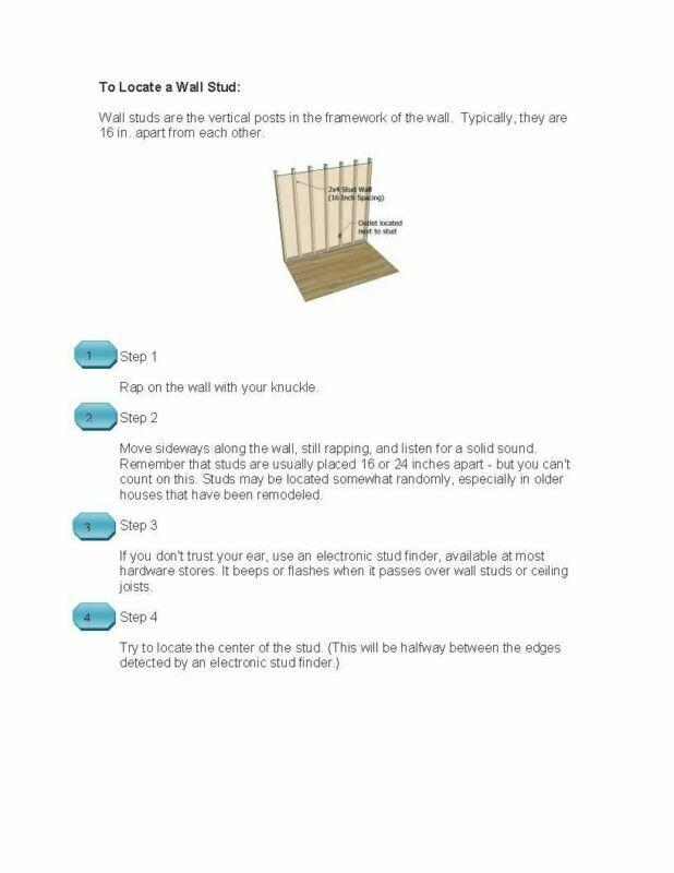 Stainless Steel Bath Safety Grab Bar 1 1/2x12in Heavy Duty Bathroom Grip Support - $17.77