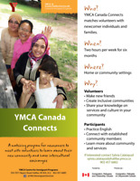 Volunteer at the YMCA Centre for Immigrant Programs