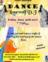 Lonewolf Sounds Friday June 30th @ 7:30pm