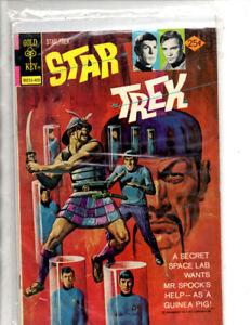 Star Trek #25 and #57 Golden Key =VG