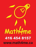 Gr. 12 math and chem tutors needed