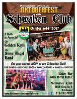 OKTOBERFEST at Schwaben Club