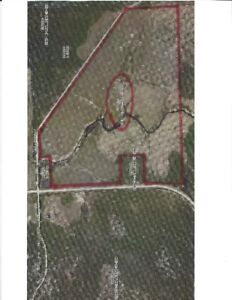 116 ACRE HOBBY FARM OR HUNTING PROPERTY IN LAC DU BONNET