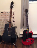 Private Guitar Teacher Available in Charleswood & Tuxedo