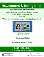 What are my rights as a permanent resident?