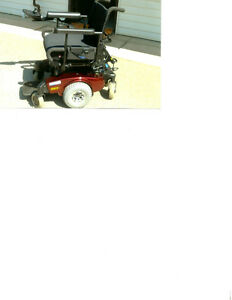 PRONTO M5I SURE STEP POWER CHAIR