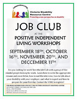 Job Club Workshops