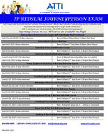 ELECTRICAL IP RED SEAL CHALLENGE EXAM REFRESHER COURSE