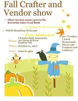 Fall vendor crafter show
