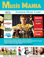 Summer Camps - Sylvan House of Music