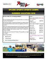 Xplore SportZ Summer Sports Camps