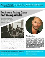Young Adult Acting Classes