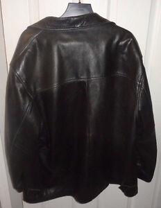 Men's Repp Genuine Leather Jacket XXX XXXL 3X 3XL Kawartha Lakes Peterborough Area image 2