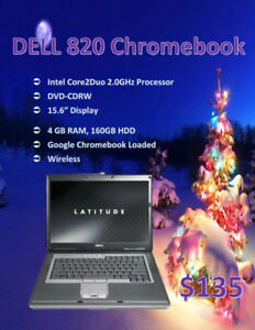 Christmas / Holiday Sale - Chromebooks / Laptops Starting @ $135