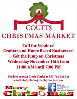 Coutts Christmas Market