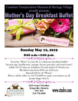 Mother's Day Breakfast Buffet