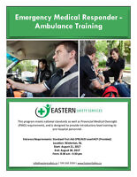 Emergency Medical Responder - Ambulance Training