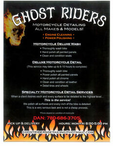 Ghostriders Detailing