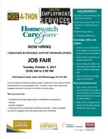 Caregivers & Personal Support Workers (PSW)