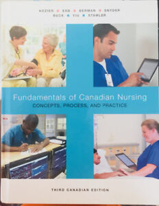 Kozier Fundamentals of Canadian Nursing