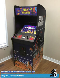 The New Home Arcade Full Size Cabinet with 7,100+ games & Wty