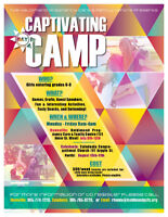 Captivating -Day- Camp for Girls in Caledonia and Dunnville