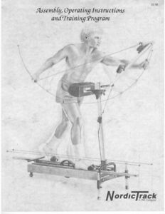 Norditrack Ski Machine