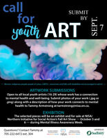 Call for Art Facilitators and Youth Artists