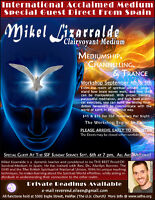 Private Mediumship Readings Guest Considered Best in Spain