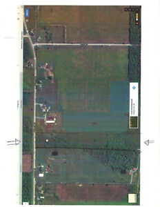 18 Acres on Main Rd (Netherby Rd) Niagara Falls