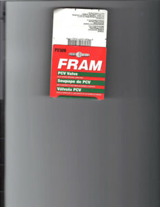 FRAM PCV valve FV309, new in box