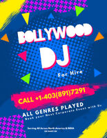 BOLLYWOOD DJ FOR HIRE !!!