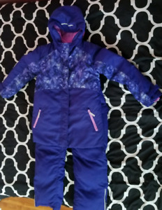 Girls youth snow suit 3 in 1 set. Size 14