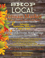 Shop Local - Artisan Market