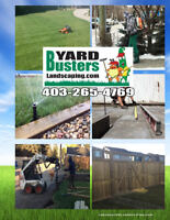 Lawn, Yard Care, and Landscaping