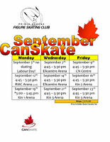 Learn to Skate with CanSkate @ The PGFSC