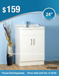 Bathroom Vanities in Incredible Prices--Vinpow Bath Centre