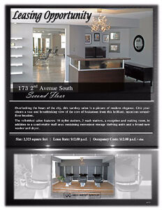 Turnkey Salon for Lease