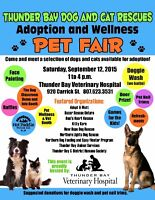 2015 Pet Adoption and Wellness Fair