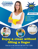 Residential Cleaning / Home Cleaning / Cleaning Lady / Cleaning