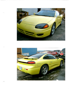 Fathers Day Special 1994 Dodge Stealth)