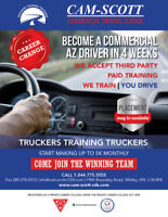 """AIR BRAKE COURSE """"Z"""" ENDORSEMENT IN WHITBY 13-14 OCT for $ 300"""