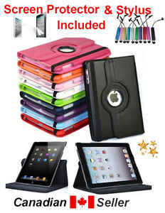 Rotating iPad Case Stand Cover iPad, Ipad Air, Pro, Ipad Mini