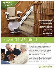 Local & trusted for 20 years!  Stair Lift Porch Lift Elevator...