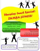 Lunch Time Zumba