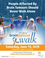 Yellowknife Brain Tumour Walk 2019